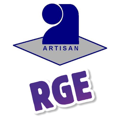 logo artisan RGE
