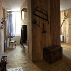 Menuiseries en Ariège chambre bis