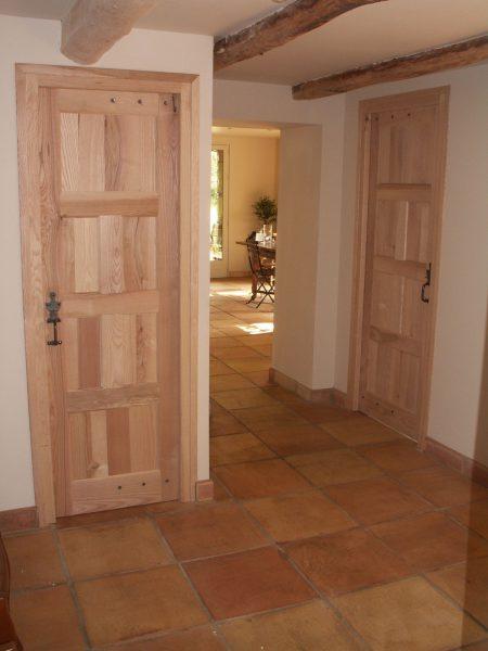 menuiseries intérieures en Ariège portes intérieures