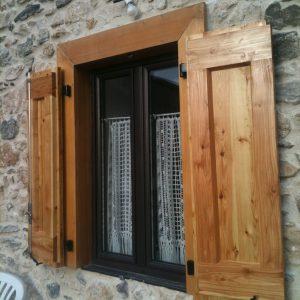 Menuiseries en Ariège fenêtre bis