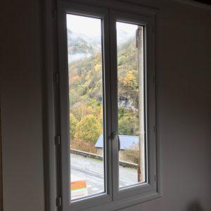 Menuiseries en Ariège fenêtre PVC