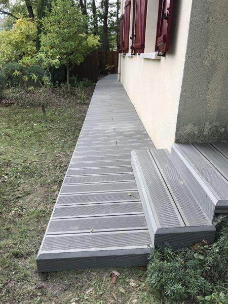 sol terrasse
