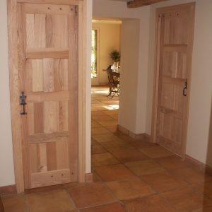 Menuiseries en Ariège portes intérieures