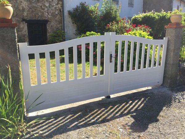 menuiseries extérieures en Ariège portail