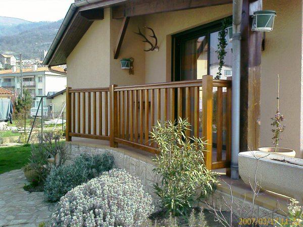 menuiseries extérieures en Ariège porte fenêtre