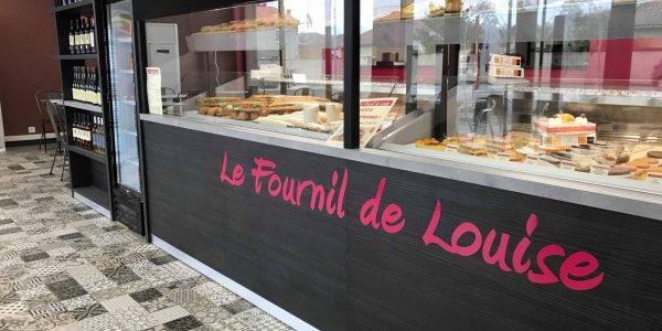 agencements de magasins en Ariège Fournil de Louise